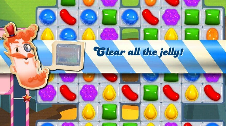 Candy Crush Jelly Online Spielen