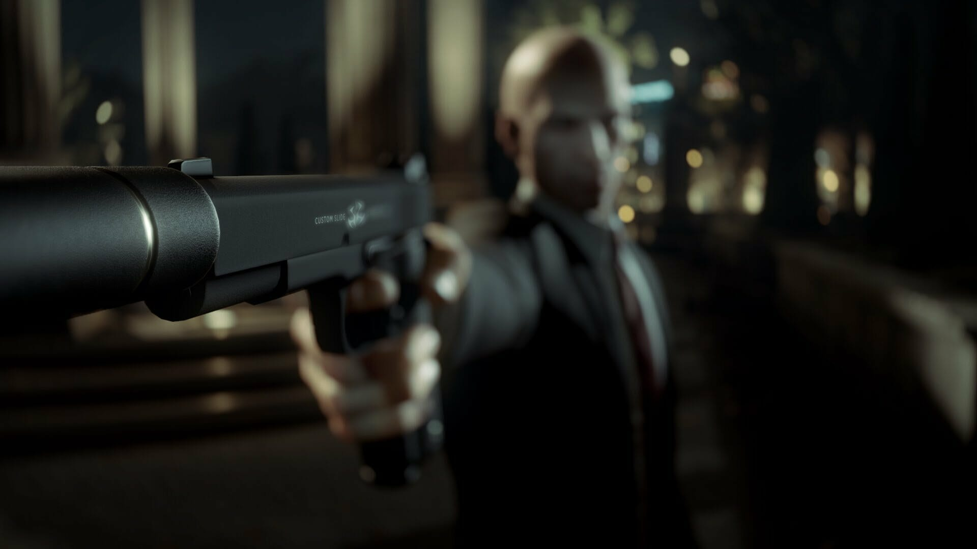 HITMAN PLAYSTATION PLUS BETA STARTS TODAY
