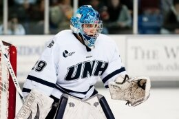 Hockey East: DeSmith Finding His Way In Net For UNH