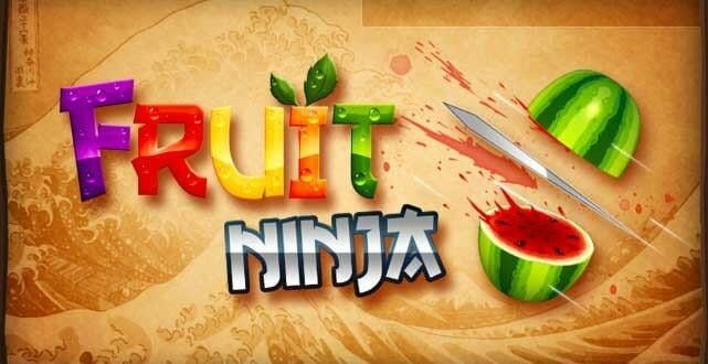 Candy Crush Saga, Fruit Ninja ,Temple Run