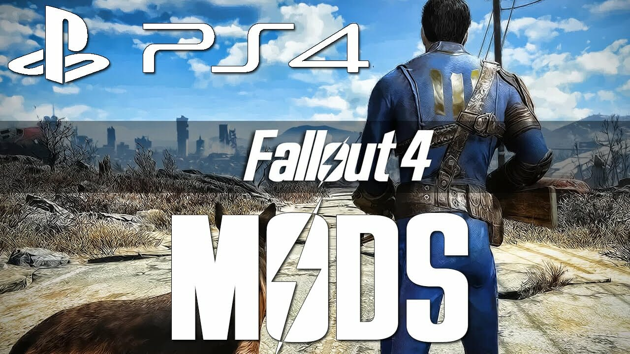 fallout 4 ps4 mods update release date soon