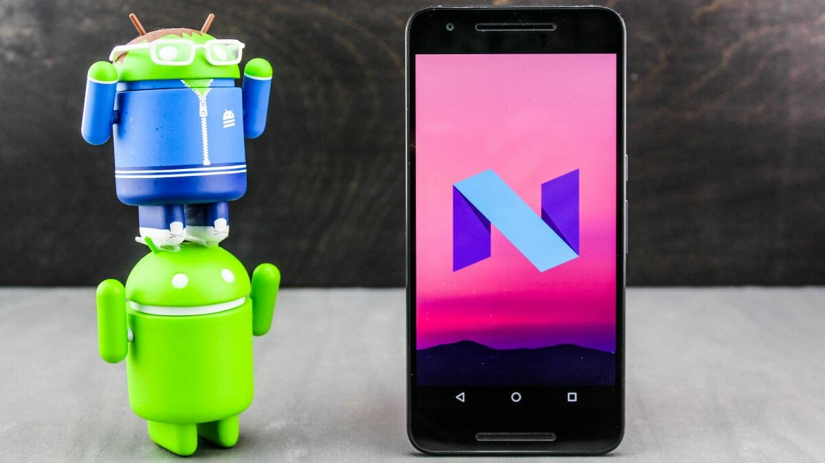 Android 7 Z5
