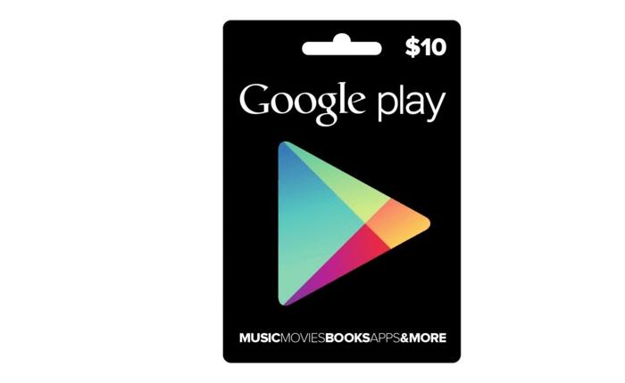 spend google play credit on ebay
