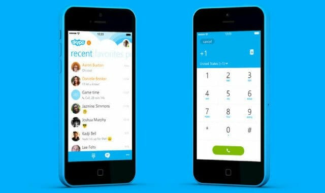 Skype Update Download Available for iOS and Android