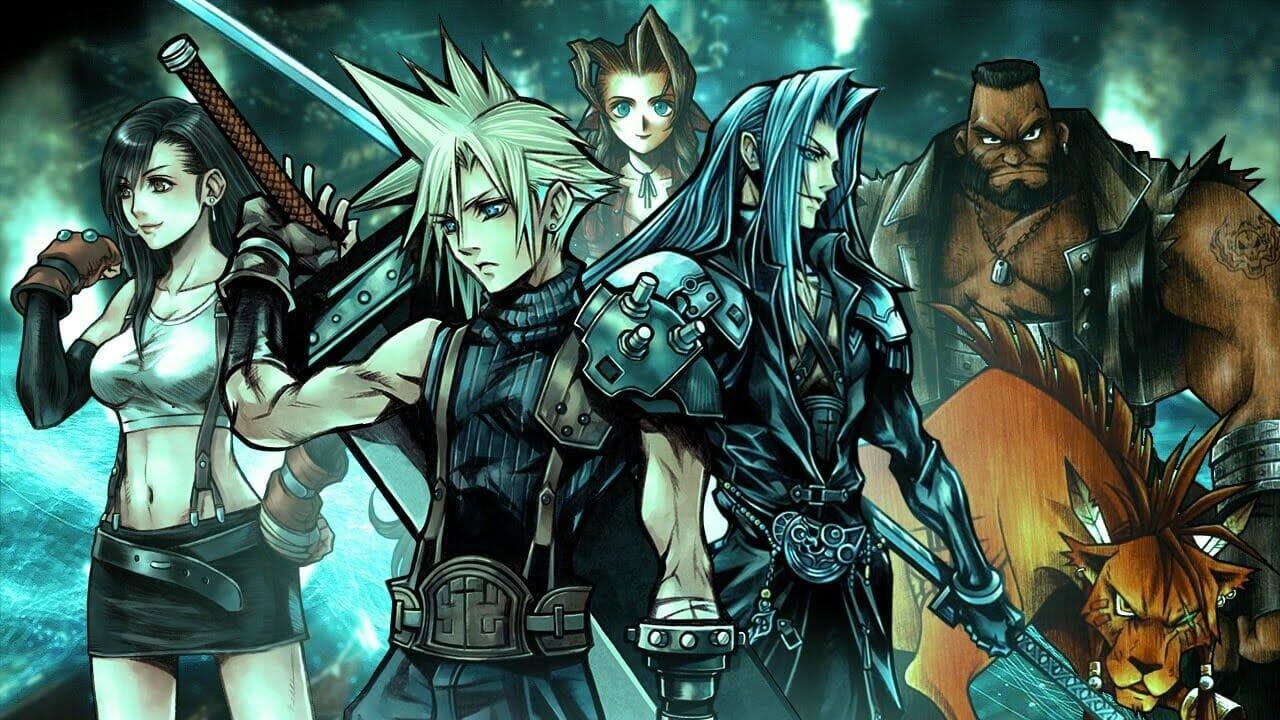 Final Fantasy 7 Remake With New Destruction Elements