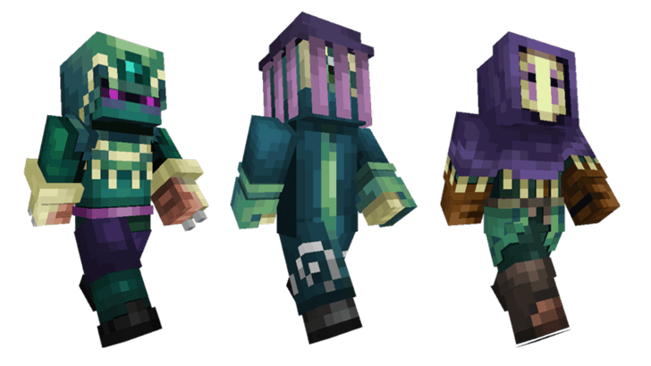 Minecraft Pocket Edition Update Download Available With New - Villager skin fur minecraft pe