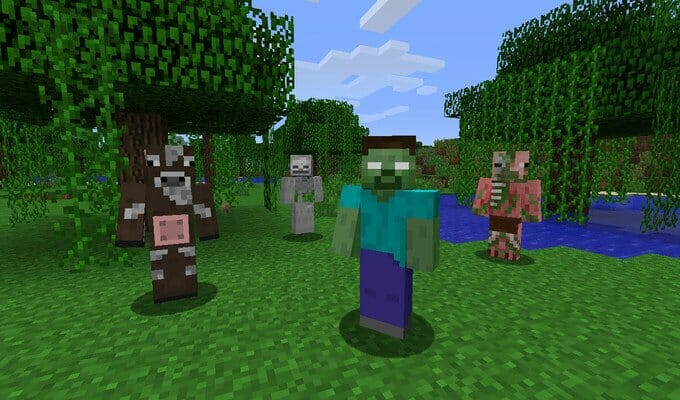 Minecraft Pocket Edition Update Download Available With New