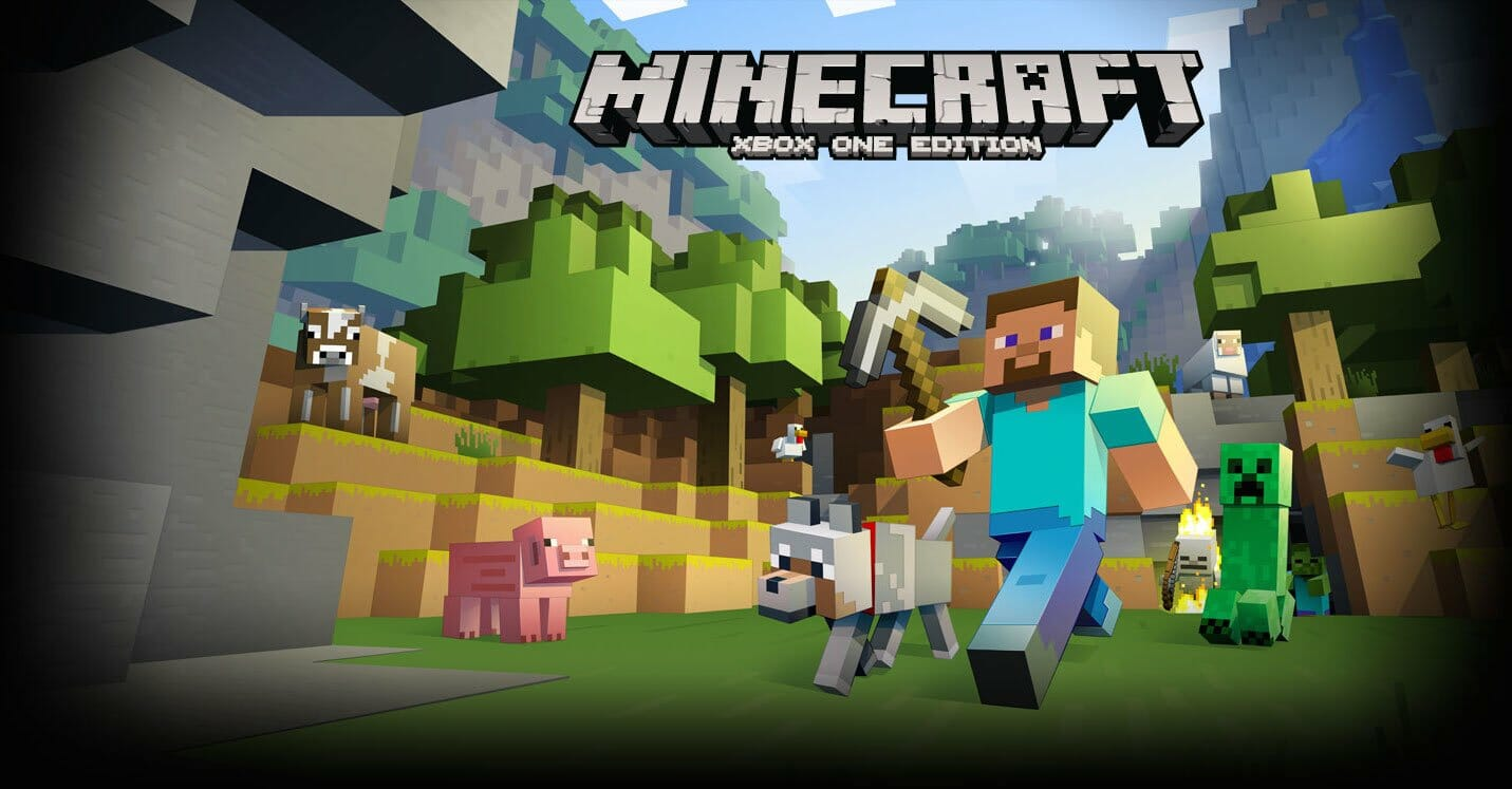 minecraft xbox one edition gets awaited problem solving update. Black Bedroom Furniture Sets. Home Design Ideas