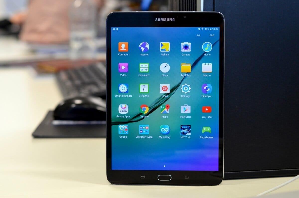 Samsung Galaxy Tab S2 vs. Galaxy Tab S3