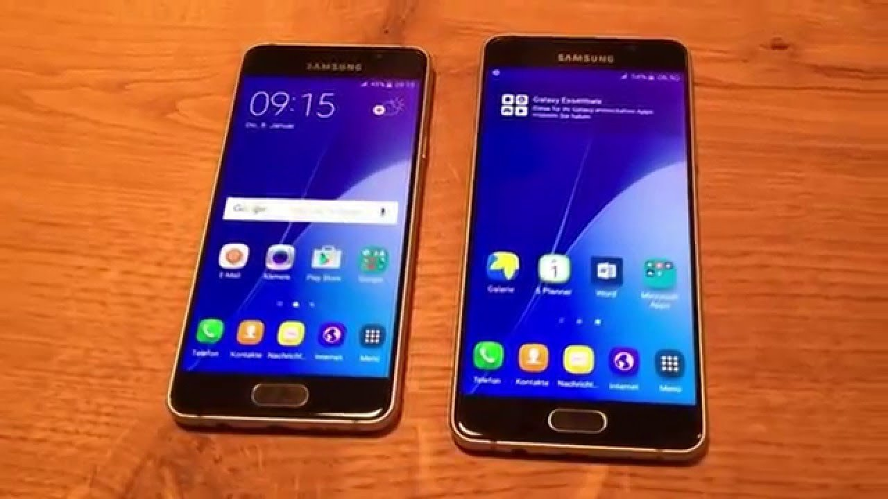 samsung galaxy a3 2017 and galaxy a5 2016 updates. Black Bedroom Furniture Sets. Home Design Ideas