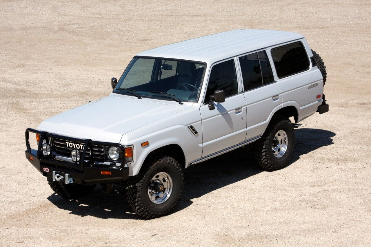 Fj60 Toyota Land Cruiser Might Just Be The Next Hot