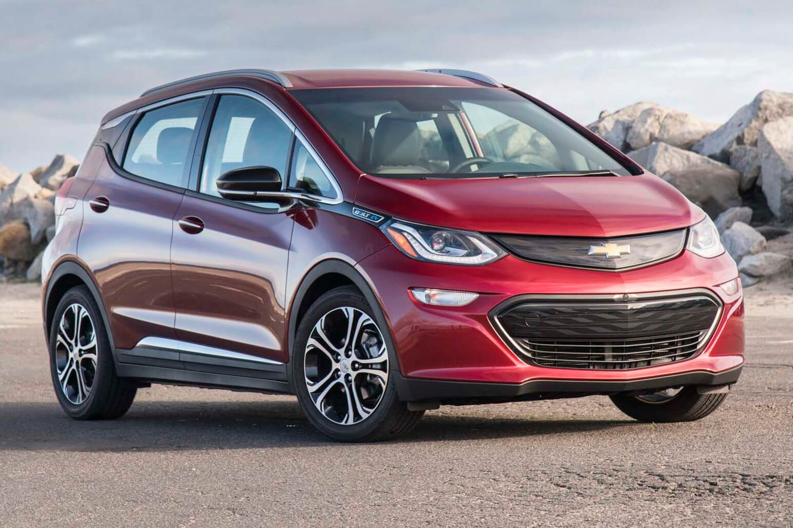 Is The 2017 Chevrolet Bolt Ev The Best Electric Car