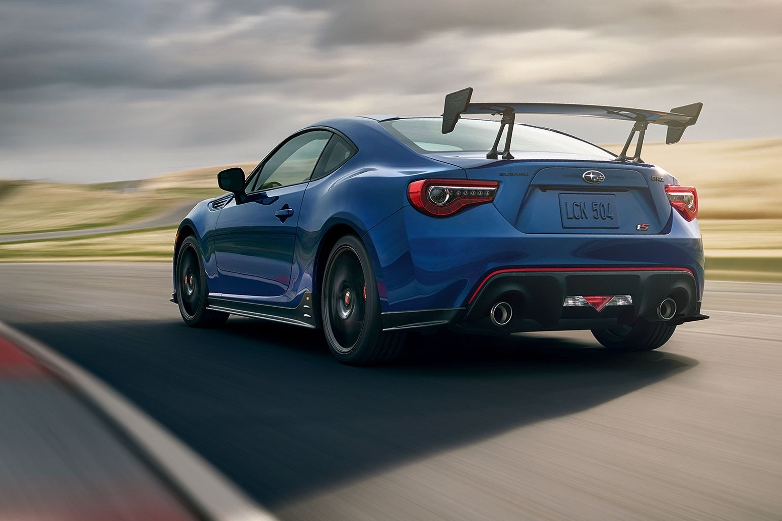 subaru unveils the price tags of new type ra and brz ts. Black Bedroom Furniture Sets. Home Design Ideas