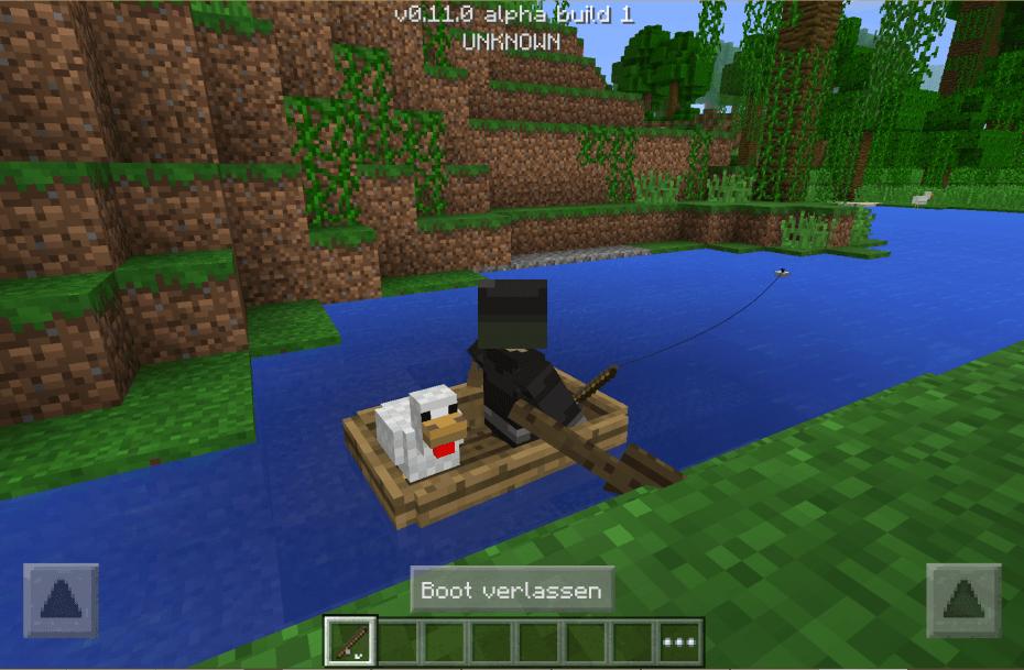 Minecraft: Pocket Edition Latest Update