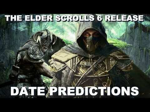 Release date for the elder scrolls online in Perth