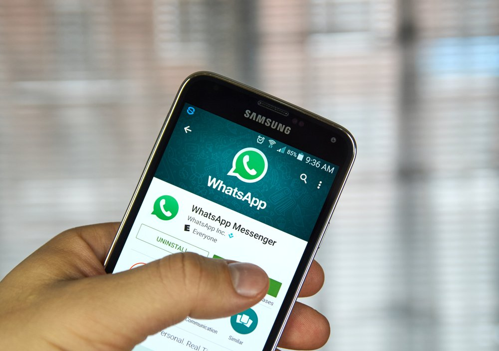WhatsApp Free Download for Samsung Phones April 2018