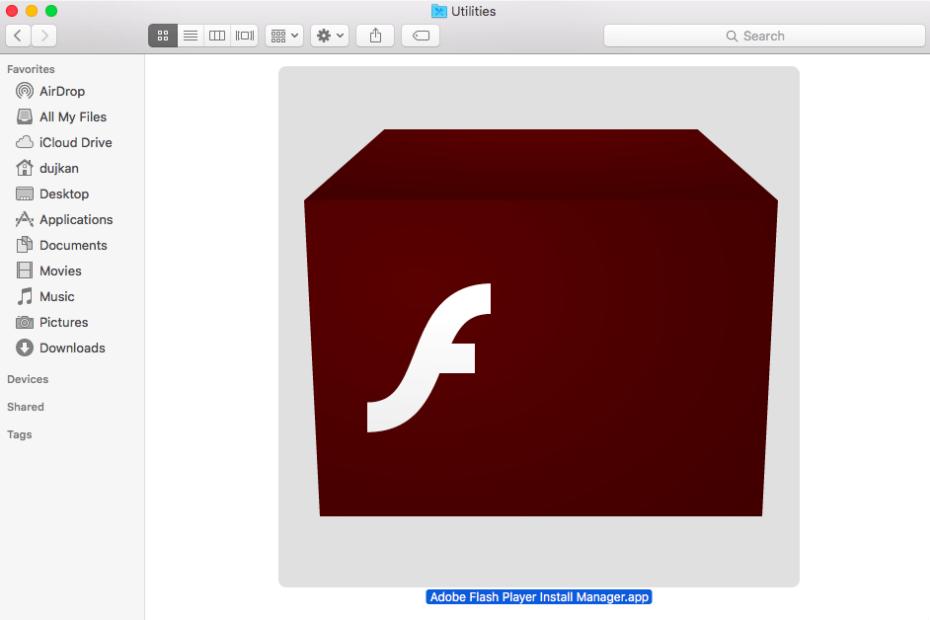 Adobe Flash Player Update Mac and PC Virus 2018
