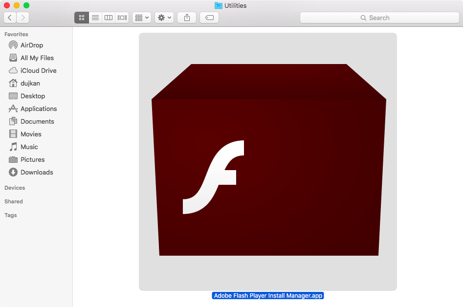 adobe flash player software for pc