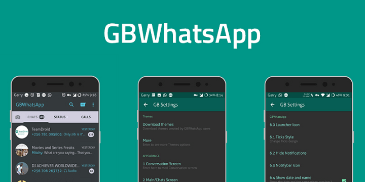 Latest GBWhatsApp Full Version Download?