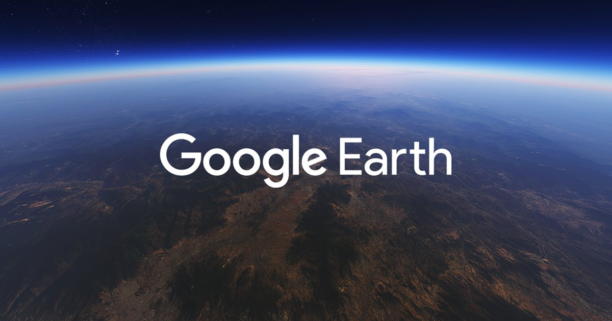 Older versions of Google Earth May 2018