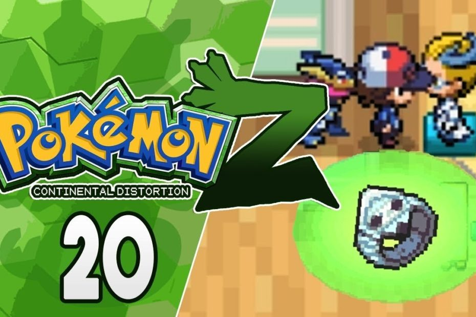 Pokemon Z - 2018