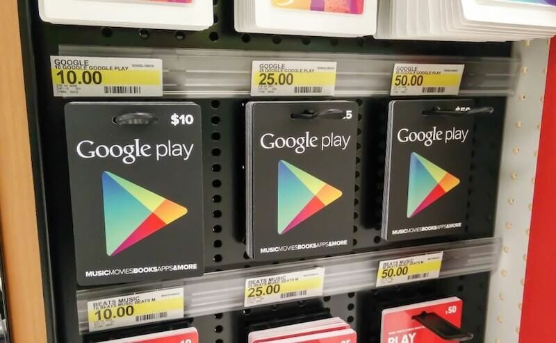 redeem google play gift card successfully redeem your google play store gift card 7417