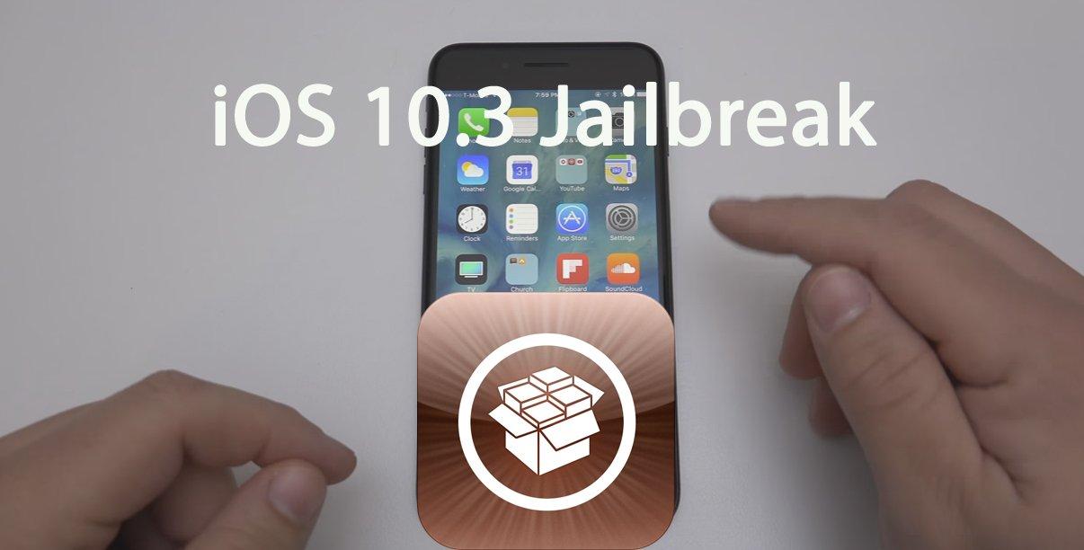 iOS 10 Jailbreak April 2018