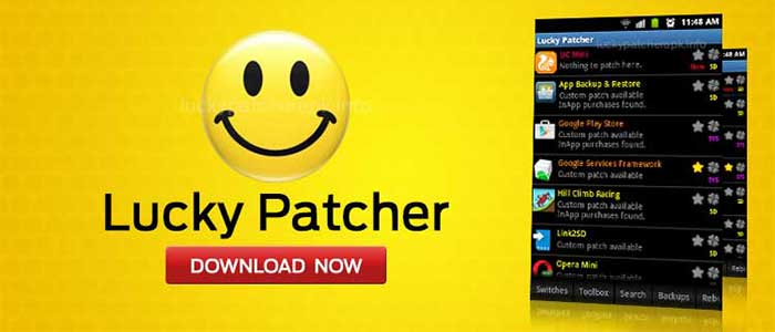 lucky patcher download now