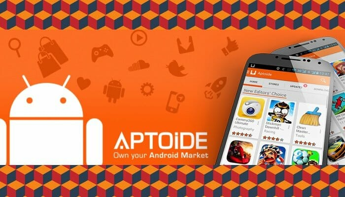 Set up Aptoide