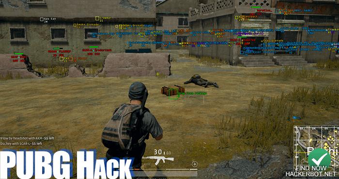 PUBG hacks