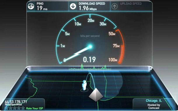 Internet Connection Still Slow