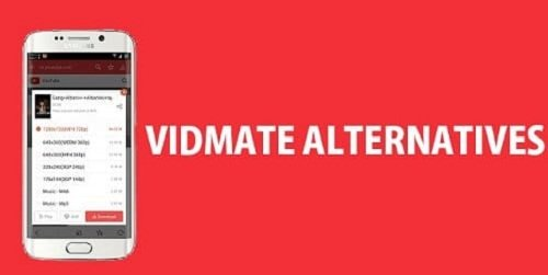 vidmate alternatives
