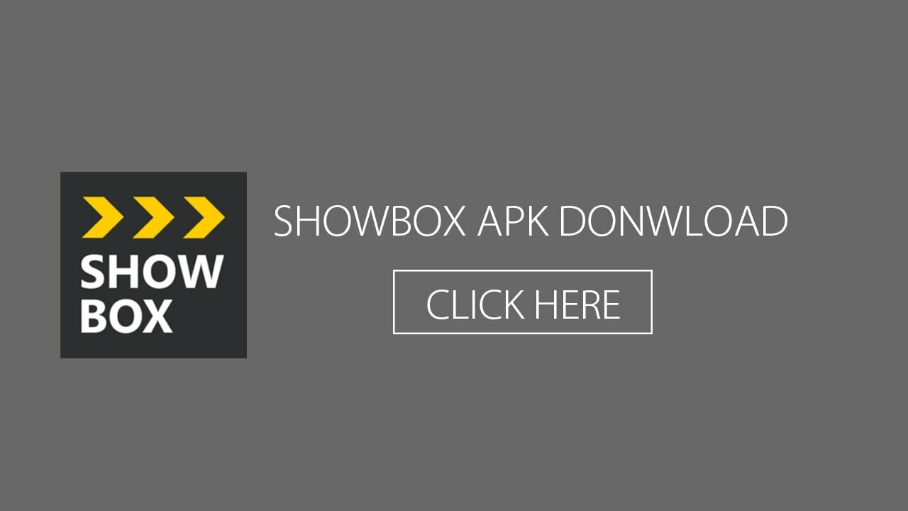 showbox showbox apk